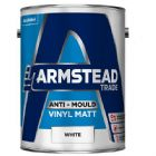 Armstead Trade Anti-Mould Vinyl Matt Tinted Colours 5 Litres
